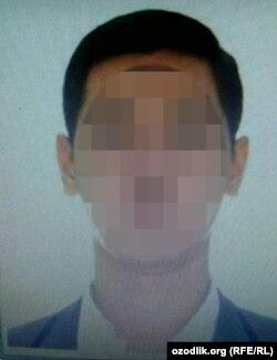 Родственники начальника ППС и охраны общественного порядка утверждают, что Дилшода Акрамова убил этот человек.