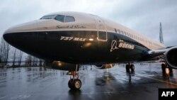 «Боїнг-737 MAX» – нова модель, створена 2015 року