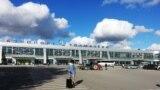 Фурудгоҳи Толмачево дар Новосибирск