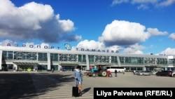 "новосибирский аэропорт ""ТОлмачёво"""