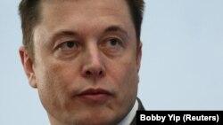 Илон Маск, основатель компании SpaceX.