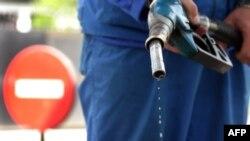 Илустрација: Бензинска пумпа