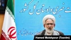 دادستان کل ایران: نمیشود کسی بگوید هر نوعی دوست دارد لباس میپوشد و میخورد.