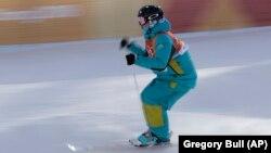 Дмитрий Рейхерд Пхенчхан олимпиадасында.