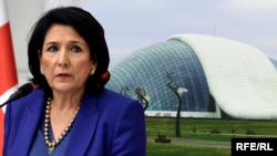 Президент ГрузииСаломе Зурабишвили (архив)