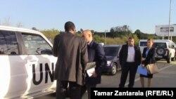 В Гальском офисе Верховного комиссариата ООН по делам беженцев сегодня вновь собрались участники встреч в рамках механизма по предотвращению инцидентов и реагированию на них