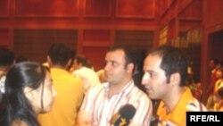 Xaricdə təhsil almış Azərbaycan tələbələri, 19 iyun 2006