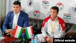Баходур Усмонов (справа) и Дилшод Назаров