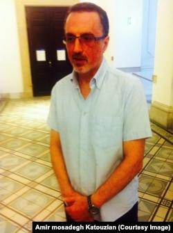 پیمان وهابزاده در یازدهمین کنفرانس انجمن بینالمللی ایرانشناسی