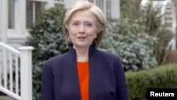 Хиллари Клинтон объявляет о выдвижении своей кандидатуры в президенты
