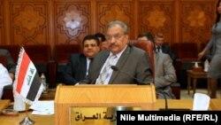 قيس العزاوي مندوب العراق لدى الجامعة العربية
