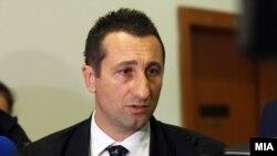 Иван Џолев, претседател на Кривичниот суд.