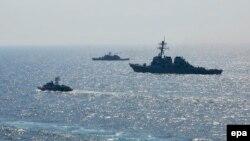Միջազգային զորավարժություններ Սև ծովում, արխիվ