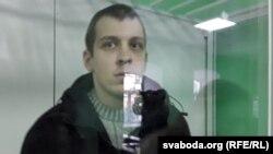 Юры Палітыка ў судзе, архіўнае фота