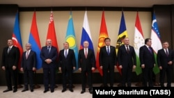 Igor Dodon, printre lideri din CSI, la reuniunea informală de la Moscova