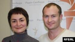 Леся Ганжа, Сергій Гармаш
