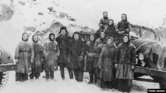 Спецпереселенцы из Крыма в период Второй Мировой войны