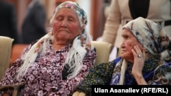 Матери - ангелы-хранители Кыргызстана