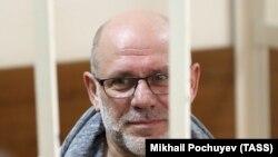 Aleksey Malobrodskiy 21 iyun kungi sud majlisida.