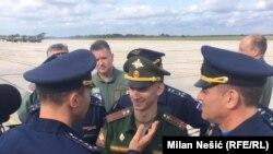 Vojna vežba Srbije i Rusije