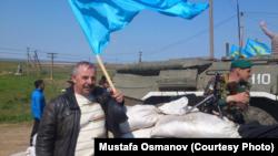 Mustafa Osmanov, 2014 senesi mayısnıñ 4-ü