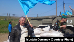 Мустафа Османов, 3 мая 2014 года