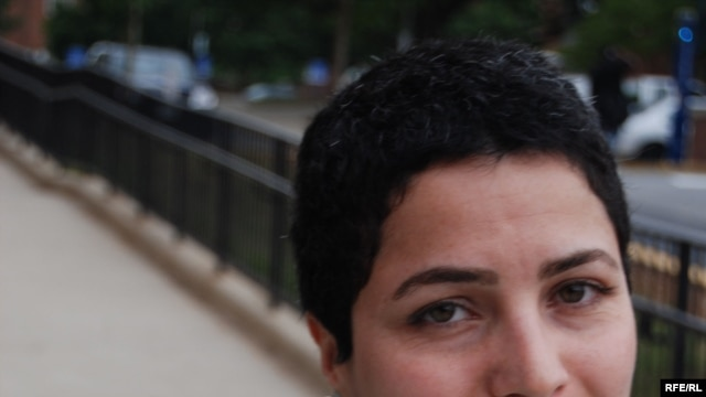Marzieh Vafamehr