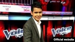 المغني الشاب قصي حاتم