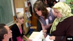 Glasanje u Sarajevu 2008. godine - iz arhive
