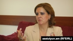 Տերեսա Դաբան Սանչես, Հայաստանում ԱՄՀ-ի ներկայացուցիչ, 24-ը հունիսի, 2016 թ․