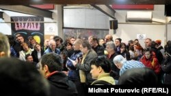 Prvi Plenum građana i građanki Sarajeva, foto: Midhat Poturović