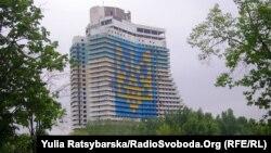 Украина. Днепропетровск. 21-апрель, 2012-жыл.