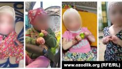 В результате взрыва от утечки газа две маленькие дочери Хулькар Пирназаровой остались инвалидами на всю жизнь.