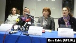 Zagreb: Zajednička konferencija za medije četvero ombudsmana, 10. prosinac 2012.