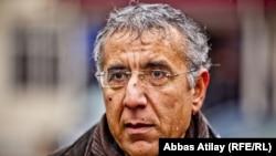 İntiqam Əliyev (Foto Abbas Atilay)