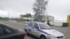 Машыну актывіста Жукоўскага міліцыя блякавала дзьве гадзіны