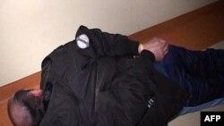 Варшава. Арестованный по подозрению в убийстве чеченского эмигранта в Вене