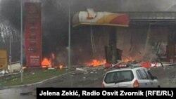 Benzinska pumpa Šepak, Zvornik, December 23, 2019