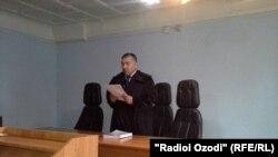 Эълони ҳукми Қудратов