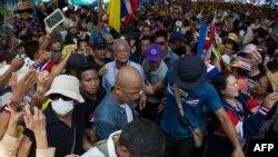 Беспорядки в Бангкоке, 9 мая 2014