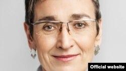 Austria - Ulrike Lunacekis an Austrian politician, undated