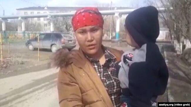 Қызылорда қаласының тұрғыны Меруерт Әйтімова. 5 наурыз 2019 жыл.