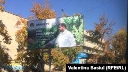 Publictate electorală politiciană la Orhei