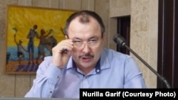 Нурулла Гариф