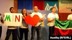 """ШТК-2012 җиңүчесе - Измир шәһәреннән """"Tatar-inside"""" такымы"""
