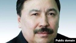Ержан Утембаев, экс-руководитель аппарата сената парламента, осужденный по обвинению в заказном убийстве Алтынбека Сарсенбаева.
