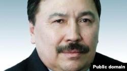 Ержан Утембаев, экс-руководитель аппарата сената парламента Казахстана, осужденный по делу об убийстве Алтынбека Сарсенбаева.