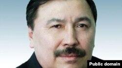 Бывший руководитель аппарата сената Ержан Утембаев.