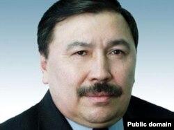 Ержан Утембаев, бывший руководитель аппарата сената парламента.