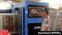 مولدة كهرباء اهلية في بغداد